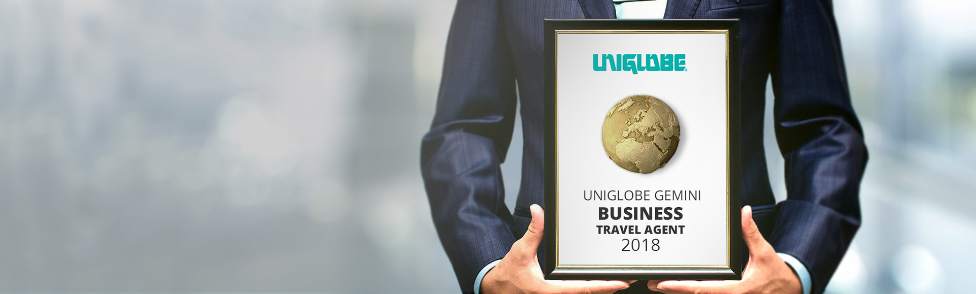 uniglobe gemini business travel agent image